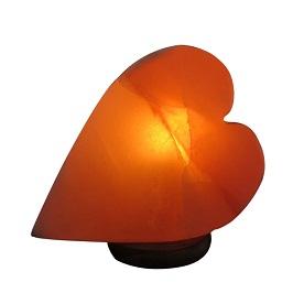 Đèn đá muối hình trái tim