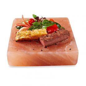 Đá muối Himalaya nướng đồ ăn (Hình vuông)